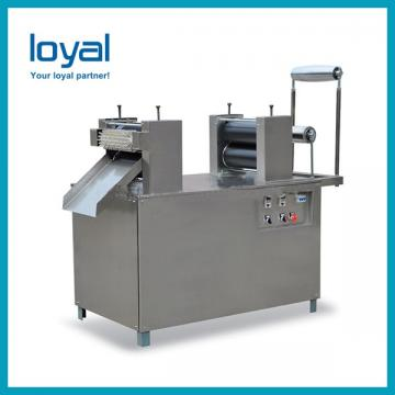 Automatic Extruded 2D 3D Snacks Pellet Processing Line Pellet Snacks Food Machines