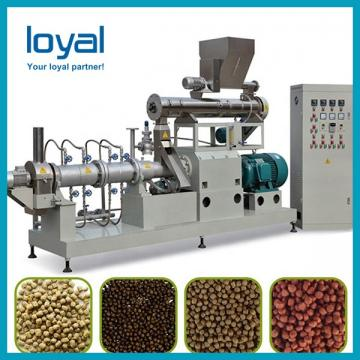 Wholesale Price Automatic Dog Food Pet Chews Production Line Making Machine