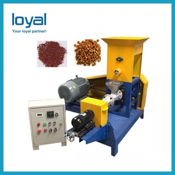 Fish food making machine/processing line/Catfish feed pellet extruder machine