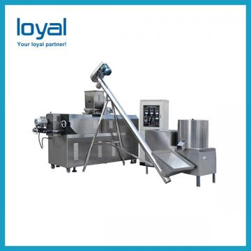 Extruded instant nutritiona powder/Instant rice flour baby food making machine/production line