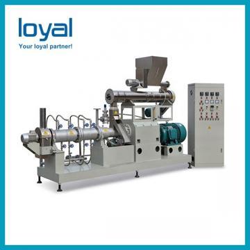 Animal pet dog food pellet making processing extruder machine pet food production line price