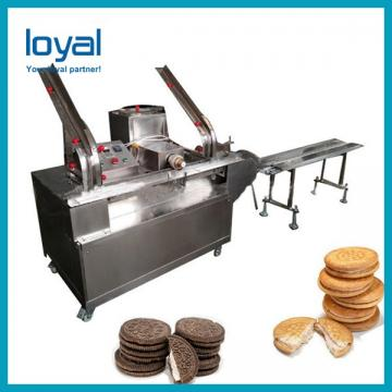 Multi-functional cookies wire cut and dropping machine