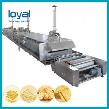 PLC Control Drop Cookie Machine Cookie Dropping Machine