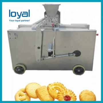 Fully automatic chocolate drop chips cookie biscuit making machine