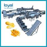 Automatic fry potato chips snacks frying machine electric fryer