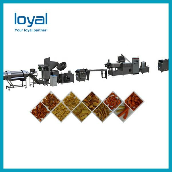 Hot Sale Chocos Snacks Food Extruder Machine Produce Process #1 image