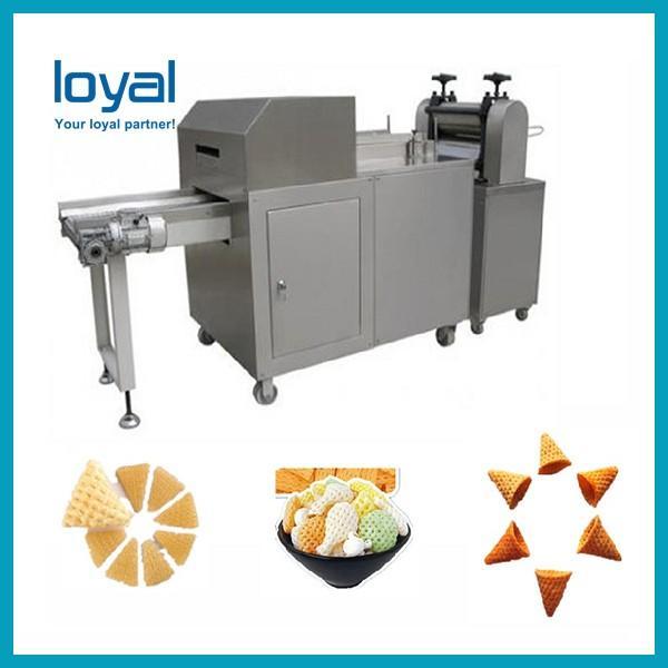 2D and 3D Pellet Snack Food Process Line Food Extrsuion Machine #1 image