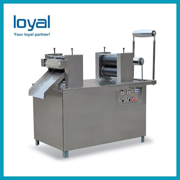 Automatic 2d 3d fryums papad snack pellet goal gapa food making machine production line #3 image
