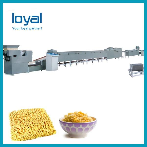 Newest Technology Multifunction instant noodle making equipment Cooling Tunnel Machine #3 image