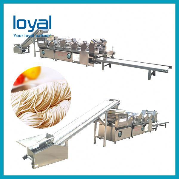Newest Technology Multifunction instant noodle making equipment Cooling Tunnel Machine #1 image